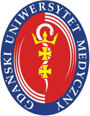 Logo Gdańskiego Uniwersytetu Medycznego